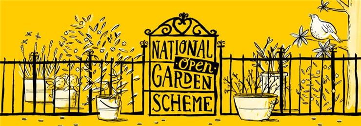 - National Gardens Open for Charity